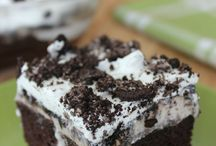 Desserts / Dessert, cake, pie, cobbler, brownies, cheesecake, cupcakes, and more