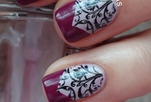 Nail Stamping / by Stephanie Michael