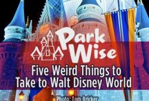 Park Wise / by FAIRY GODMOTHER TRAVEL