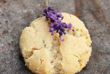 Lavendel / Laga mat, baka och gör annat kul med lavendel.