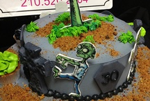Grayson's Zombie Birthday - Ideas / by Sarah Lamb