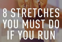 Stretches for running