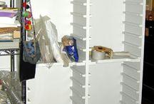 Opbergideeen Kasten/Kamers