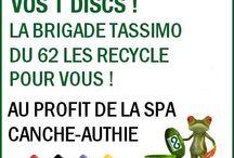 Recyclage des T-discs Tassimo