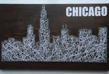 Places Gifts / Gifts for places, gifts for lovers of places, gifts for city lovers, chicago gifts, new york gifts, london gifts