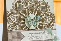 stampin up product ideas / by tracy gilmore