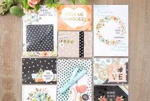 Stampin' Up! - Project Life Hello Lovely Layouts (Retired)