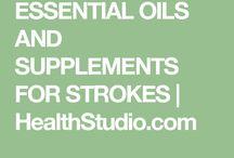Essensial oil for brain