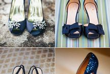 Qualcosa di blu/ Something blue / Idee matrimonio con il colore blu Blue wedding ideas
