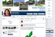 Facebook Branding / Examples of Facebook pages we have creating custom branding for.