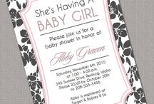 Baby Stella's Baby Shower Ideas / Party Planning / by Josie Connors