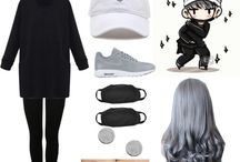 OUTFIT || BTS ||