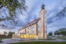 """Zgorzelec - Pałac """"Łagów"""" / Pałac w Łagowie (Zgorzelcu)  wybudowany w 1581 roku przez Michała Endera von Sercha i jego żonę Elizabeth Hoffmann. Obecnie - hotel."""
