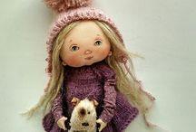 куклы с личиком