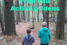 Fall and Winter Activities