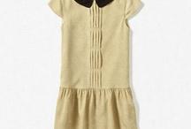 fashion for little girls / by Giedre Nakciunaite