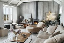 Home: Interior / living spaces and elements / by Craftwhack