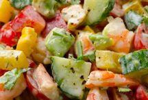 Shrimp Avocado