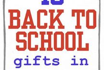 Mason Jar Teacher Gift & Back-To-School Ideas / Mason Jar Crafts for Back-to-School Storage and Organization ... and Creative Teacher Gift Ideas!