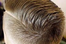 Wades haircut