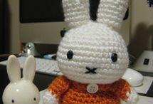 crochet book figures