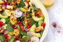 FOOD...salad