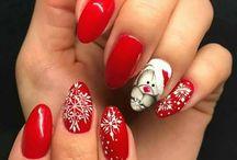 unghii Crăciun