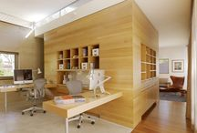 Home Offices / by Whipple Russell Architects Architects