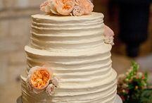 wedding cake ideas / by Sarah Silva
