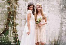 Wedding inspiration / Wedding dresses