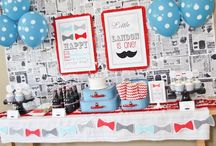 Little man party inspiration