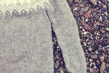 *knits*