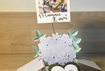 DIY fleur en papier / Idée cadeau fêtes des mères