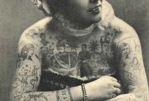 Old School Tattoos & Tattoo Art