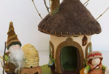 Gnome homes / by Patricia Brunt