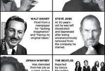 Inspirational people / Blah