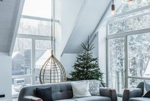 Living room decor (Nordic style)