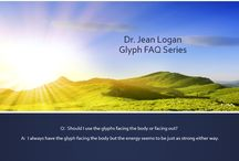 Glyph FAQ / Dr. Jean Logan, Author of Unlocking the Power of Glyphs and Sacred Symbols of Light