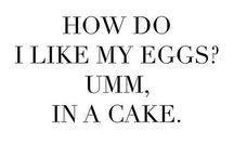 Baking = ♥