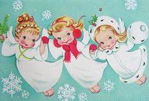 joulukortteja / by Miina Hagerlund
