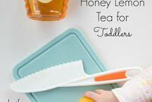 toddler Montessori materiales