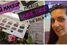 """Tuto Makeup Palette """"Nude Tude"""""""