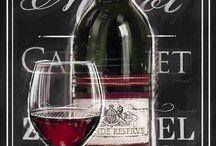 Rotulos vintage vinho