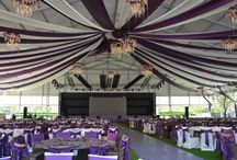 Wedding Tent / The Wedding Tent of Shelter tent structure. http://www.shelter-structures.com/