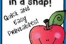 ~Classroom Apples Unit