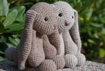 Bichinhos de crocher