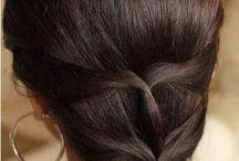 Penteados, manicure e outros cuidados de beleza