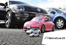 Karlovy Vary 2015 / Sraz spřáteleného New Beetle a Beetle clubu.