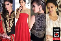 Salwars for all occassions / #Soch amazing range of salwars at great prices this #RedDotSale