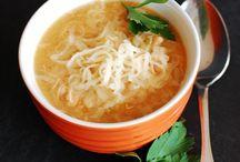 soups / by Nicole Lamma-Reinhart